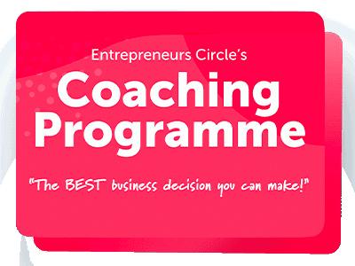 Entrepreneurs Circle Coach